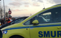 Un automobiliste grièvement blessé lors d'un accident avec un bus à Sotteville-lès-Rouen