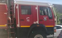 Feu dans un silo contenant 10 tonnes de sciure à Poses : 38 sapeurs-pompiers engagés