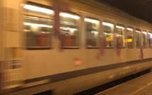 Une personne percutée par un train dans l'Eure : trafic interrompu sur la ligne Paris - Granville