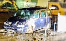 Leur voiture s'embourbe sur un chantier près de Rouen : des voleurs de gasoil interpellés