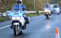 Dans l'Eure, le chauffard se barricade dans sa voiture après une course-poursuite avec la police