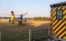 Deux morts dans un face-à-face entre une voiture et un poids lourd à Fleury-sur-Andelle (Eure)