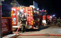Eure : Deux pavillons en proie aux flammes à Alizay, deux familles relogées