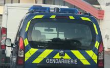 A Bernay, le véhicule des gendarmes s'enflamme lors d'une intervention