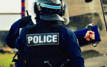 Seine-Maritime : des perturbateurs dispersés à coups de grenades lacrymogènes et de balles de défense