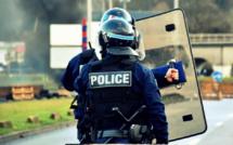 Guet apens à Trappes (Yvelines) : les forces de l'ordre dispersent les assaillants au moyen de grenades