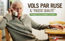 Yvelines : fausse interpellation mais vrais usurpateurs chez un octogénaire de Versailles