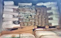 Plus d'une tonne de cocaïne saisie par la douane sur un navire dans le port de Rouen