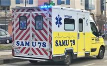 Le conducteur d'une moto de cross blessé grièvement dans un accident à Mantes-la-Jolie (Yvelines)