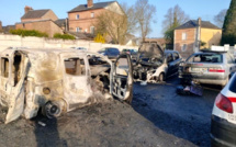 Eure : les incendiaires de cinq véhicules à Brionne identifiés et interpellés par les gendarmes