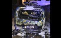 Le véhicule des gendarmes incendié : trois interpellations après des violences urbaines à Bernay