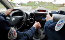 Interpellés près d'Elbeuf avec 1 kg de drogue après avoir forcé un contrôle de police à Mantes-la-Jolie