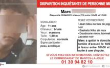Disparition inquiétante dans les Yvelines : Marc, 11 ans, a été retrouvé sain et sauf à Paris
