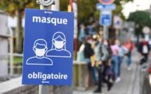Evreux : verbalisé pour la quatrième fois pour non-respect du masque, il est placé en garde à vue