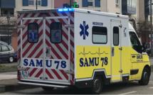Yvelines : blessée grièvement par une voiture qui effectuait une marche arrière à Saint-Cyr-l'Ecole