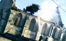 Incendie de l'église de Romilly-la-Puthenaye : 100 000€ débloqués en urgence par le département de l'Eure