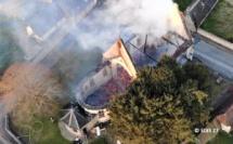 Incendie de l'église de Romilly-la-Puthenaye : un appel aux dons lancé pour sa reconstruction