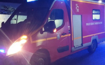 Eure : une voiture percute un mur à Vandrimare, le conducteur est blessé grièvement