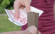 Evreux : il avait près de 1,5 kg de résine de cannabis dissimulé autour de la taille