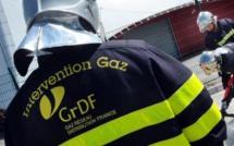 Evreux : une conduite de gaz endommagée, une vingtaine de riverains évacuée
