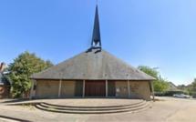 Vols et dégradations dans l'église de Nétreville à Évreux : un suspect interpellé par la police