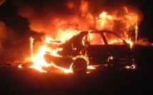 A Rouen, une voiture s'enflamme dans le parking souterrain, trente personnes évacuées