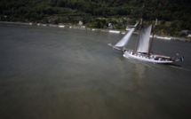 Armada : tous les horaires d'interruption des bacs de Seine dimanche pour le passage des bateaux