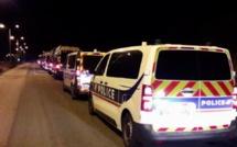 A Elbeuf, des policiers harcelés à coups de pierres par un groupe d'assaillants : trois interpellations