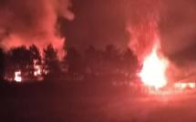 Un hôtel ravagé par un incendie en pleine nuit en Seine-Maritime : les six occupants sont indemnes