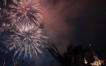 A Rouen, un feu d'artifice aux couleurs de l'impressionnisme