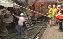 Catastrophe de Brétigny : les 5000 éclisses du réseau vont être vérifiées annonce la SNCF