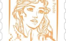 Incarnation de la jeunesse: la nouvelle Marianne des timbres en vente dès ce lundi à Rouen