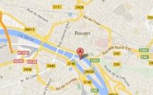 Le cadavre d'un inconnu repêché près de l'île Lacroix à Rouen