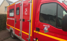 Carambolage sur la RD 613 dans l'Eure : quatre blessés conduits à l'hôpital de Bernay