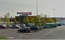 Saint-Marcel : un commando de malfaiteurs s'attaque à l'Intermarché avec un camion bélier