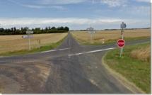 A Courdemanche (Eure), un mort et deux blessés dans une collision