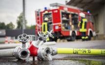 Seine-Maritime : une bouteille d'acétylène s'enflamme dans la société Scania au Havre