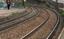 La circulation des trains perturbée par des pneus sur les voies en Seine-Maritime