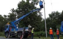 Les derniers foyers privés d'électricité en Normandie seront réalimentés mardi matin