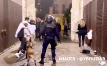 Nuit agitée à Versailles (Yvelines) : deux cents fêtards délogés par les forces de l'ordre