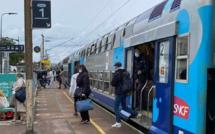 Près de Gaillon, une voiture engagée près des voies éjectée par un train de voyageurs : aucune victime