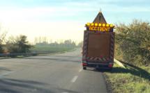 Eure : deux poids lourds impliqués dans des accidents, ce mardi soir sur l'A28 et la N154
