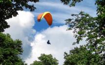 Accident de parapente dans l'Eure : le pilote évacué, en urgence absolue, par hélicoptère