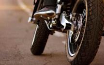 Seine-Maritime : un motard retrouvé dans un bassin de rétention, après un accident