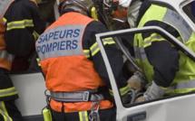 Seine-Maritime : un blessé grave dans un accident de la route ce matin près de Sommery