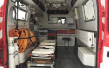 Seine-Maritime : une moto et une voiture se percutent près de Doudeville, un blessé grave