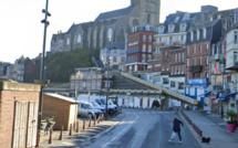Seine-Maritime : accident de circulation au Tréport, deux piétons blessés graves