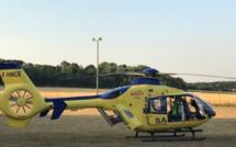 Eure : une jeune passagère blessée grièvement dans un face-à-face à Ecardenville-la-Campagne