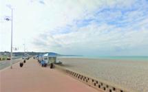 Seine-Maritime : noyade mortelle sur la plage de Dieppe, la victime est un homme de 42 ans