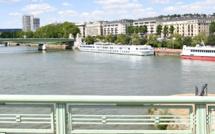 Seine-Maritime : une femme repêchée en Seine à Rouen après avoir sauté du pont Corneille